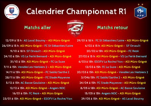 Affiche calendrier r1 2