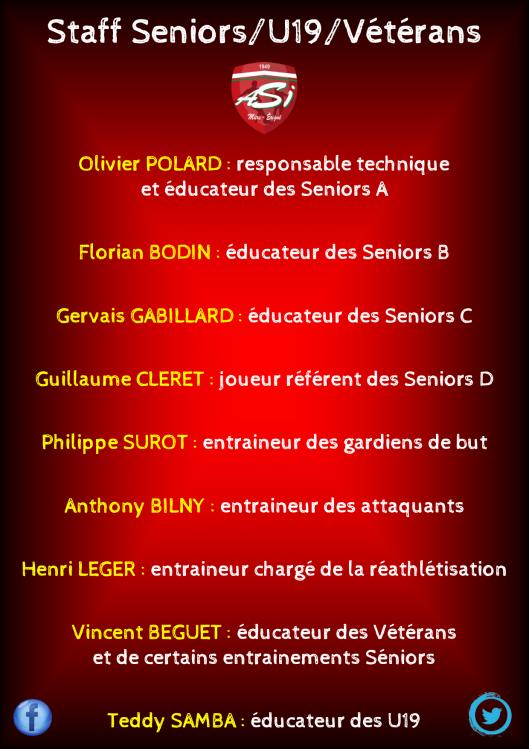 Affiche staff 1
