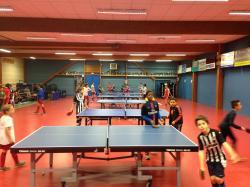 Tournoi de Ping Pong