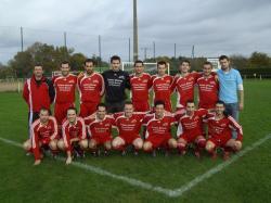 (saison 2011/2012) l'équipe B accède à la première division